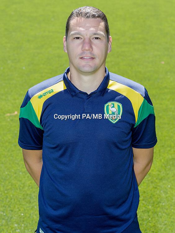 Ekrem Kahya (assistant trainer)
