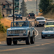 Lake Country Car Show Cruise