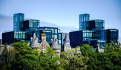 Luxury flats in Quartermile, Lauriston, Edinburgh overlooking the Meadows.<br /> <br /> (c) Andrew Wilson | Edinburgh Elite media