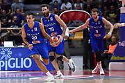 Cinciarini Andrea<br /> Nazionale Italiana Maschile Senior - <br /> 2019 FIBA World Cup Qualifiers<br /> Italia - Polonia, Italy - Poland<br /> FIP 2018<br /> Bologna, 14/09/2018<br /> Foto Gennaro Masi / Ciamillo-Castoria