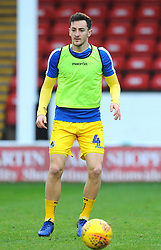 Tom Lockyer of Bristol Rovers warms up ahead of kick-off - Mandatory by-line: Nizaam Jones/JMP - 26/12/2018 - FOOTBALL - Banks's Stadium - Walsall, England- Walsall v Bristol Rovers - Sky Bet League One
