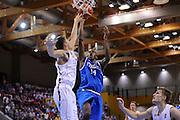 LIGNANO SABBIADORO, 14 LUGLIO 2015<br /> BASKET, EUROPEO MASCHILE UNDER 20<br /> ITALIA-LETTONIA<br /> NELLA FOTO: Nicola Akele<br /> FOTO FIBA EUROPE/CASTORIA