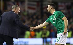 Republic of Ireland v Northern Ireland - 16 November 2018