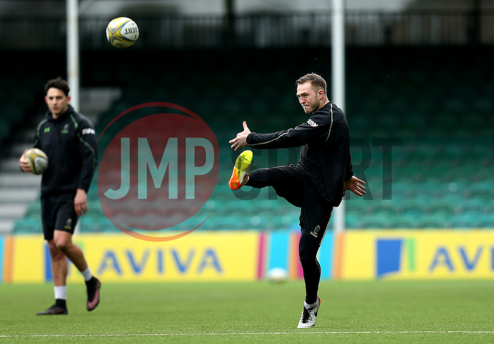 Perry Humphreys of Worcester Warriors in training - Mandatory by-line: Robbie Stephenson/JMP - 28/02/2017 - RUGBY - Sixways Stadium - Worcester, England - Worcester Warriors Training - 28/02/17