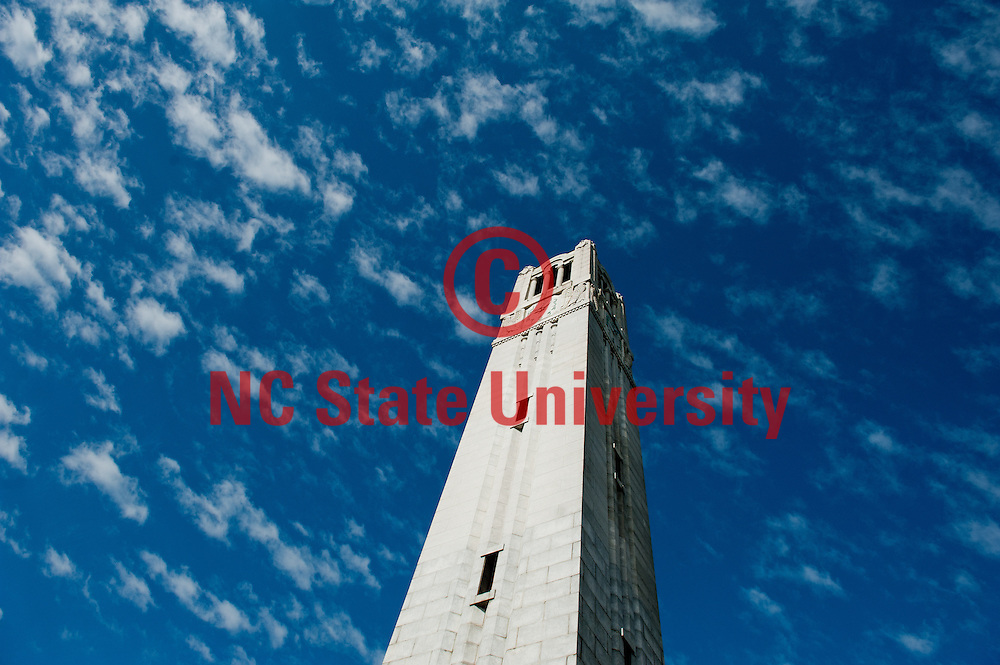 NCSU Belltower.