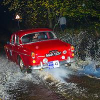 Car 42 Noel Kelly Bob Hargreaves Volvo 122S