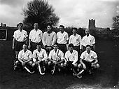1960 - Interprovincial Mens Hockey: Ulster v Connaught
