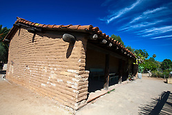 La Casa de Machado y Stewart Museum, Old Town San Diego, California, United States of America