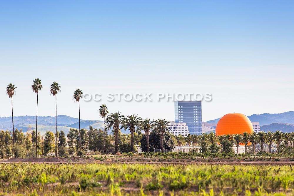 Orange County Great Park in Irvine California