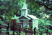 Church, Halawa Valley, Molokai<br />