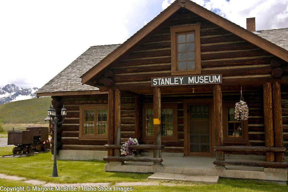 Stanley Museum, Idaho.