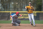 Rowan University Baseball  vs Montclair State University - 2014 April 19