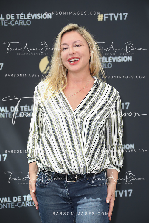 "MONTE-CARLO, MONACO - JUNE 17:  Jeanne Savary attends photocall for ""En Famille"" on June 17, 2017 at the Grimaldi Forum in Monte-Carlo, Monaco.  (Photo by Tony Barson/FilmMagic)"
