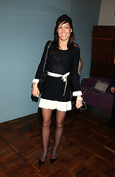 MISS TARA PALMER-TOMKINSON at a party to celebrate the publication of 'E is for Eating' by Tom Parker Bowles held at Kensington Place, 201 Kensington Church Street, London W8 on 3rd November 2004.<br /><br />NON EXCLUSIVE - WORLD RIGHTS