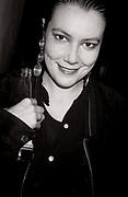 Fiona Allen at Hacienda, Manchester, circa 1990