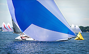 2014 A Scow National Championship on Lake Minnetonka,Friday, June 20, 2014