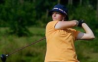 AMBT-DELDEN - Natascha Duvalois eindigt als 2e. NK Matchplay golf op de Twentsche GC. COPYRIGHT KOEN SUYK