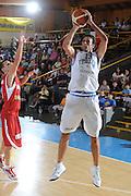 DESCRIZIONE : Bormio Torneo Internazionale Diego Gianatti Italia Ungheria<br /> GIOCATORE : Luigi Datome<br /> SQUADRA : Nazionale Italia Uomini<br /> EVENTO : Torneo Internazionale Guido Gianatti<br /> GARA : Italia Ungheria<br /> DATA : 09/07/2010 <br /> CATEGORIA : tiro<br /> SPORT : Pallacanestro <br /> AUTORE : Agenzia Ciamillo-Castoria/GiulioCiamillo<br /> Galleria : Fip Nazionali 2010 <br /> Fotonotizia : Bormio Torneo Internazionale Diego Gianatti Italia Ungheria<br /> Predefinita :