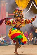 Bhutan-Paro Festival