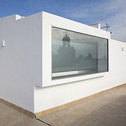 Building Rehabilitation in Seville by Olvido Muñoz