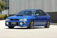 2000 Subaru MY00 WRX Sedan