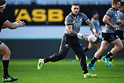 TJ Perenara, <br /> All Blacks training session at Eden Park ahead of the upcoming test series against France. Auckland, New Zealand. Thursday 7 June 2018. © Copyright photo: Andrew Cornaga / www.Photosport.nz
