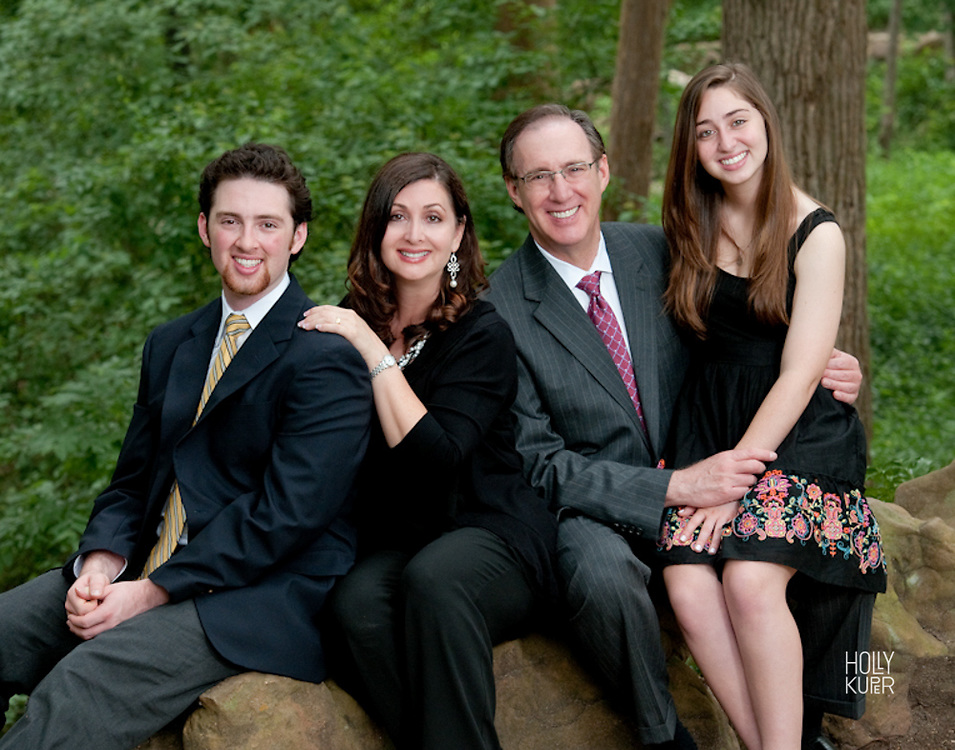 Goldberg Family May 2010