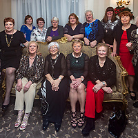 Members of the Miltown Malbay Carers Association at the Clare Limousin Breeders Annual Dinner Dance at the Bellbrige Hotel, Spanish Point on Saturday night