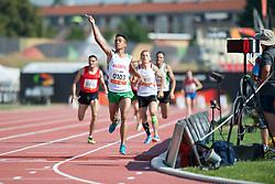 BAKA Abdellatif, ALG, 800m, T13, 2013 IPC Athletics World Championships, Lyon, France