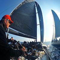 SFS VOR 70 ' <br /> VOILES DE ST TROPEZ 2014<br /> SKIPPER LIONEL PEAN