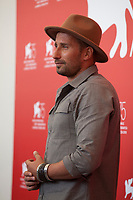 Actor Matthias Schoenaerts at the photocall for the film Freres Ennemis (Close Enemies) at the 75th Venice Film Festival, on Saturday 1st September 2018, Venice Lido, Italy.