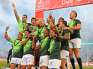 Cape Town 7's December 2015