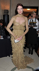 FLORENCE WELCH at the Harper's Bazaar Women of the Year Awards 2011 held at Claridge's, Brook Street, London on 7th November 2011.