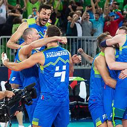 20190926: SLO, Volleyball - CEV Eurovolley 2019, Semifinal, Slovenia vs Poland
