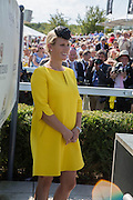 ZARA PHILLIPS, Glorious Goodwood. Thursday.  Sussex. 3 August 2013