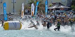 1000m Swim Race at the 5th Spetsathlon