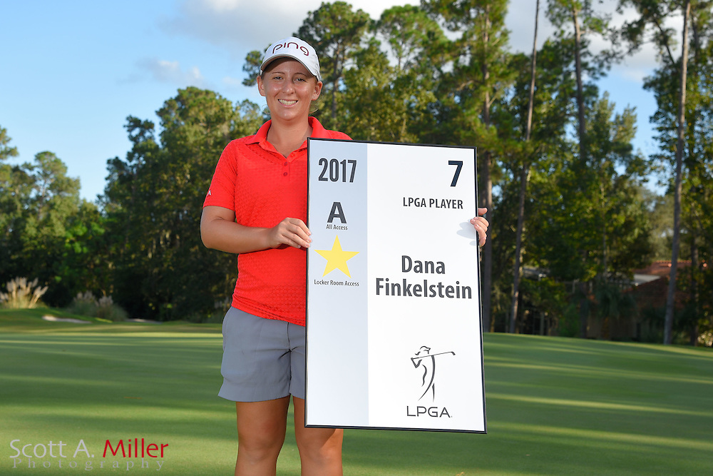 Card Ceremony following the Symetra Tour Championship at Alaqua Country Club in Longwood, Florida on Oct. 15, 2016.<br /> <br /> &copy;2016 Scott A. Miller