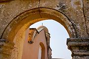 Agia Triada Monastery or the Monastery of Agia Triada Tsangarolon is a Greek Orthodox monastery in the Akrotiri peninsula in the Chania regional unit, Crete, Greece.
