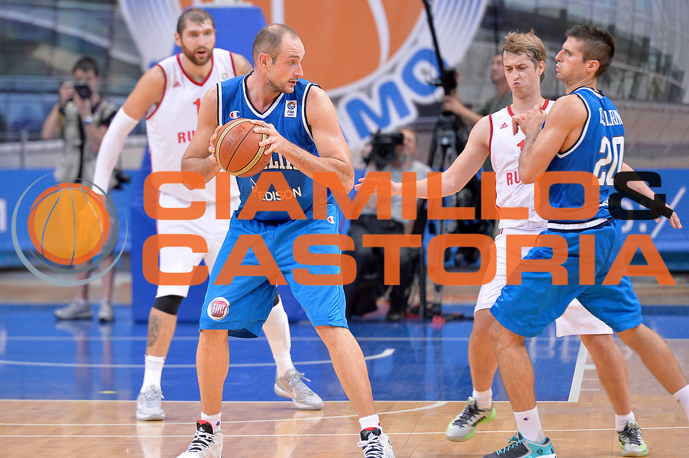DESCRIZIONE : Mosca Moscow Qualificazione Eurobasket 2015 Qualifying Round Eurobasket 2015 Russia Italia Russia Italy<br /> GIOCATORE : Marco Cusin<br /> CATEGORIA : Tecnica Controcampo<br /> EVENTO : Mosca Moscow Qualificazione Eurobasket 2015 Qualifying Round Eurobasket 2015 Russia Italia Russia Italy<br /> GARA : Russia Italia Russia Italy<br /> DATA : 13/08/2014<br /> SPORT : Pallacanestro<br /> AUTORE : Agenzia Ciamillo-Castoria/GiulioCiamillo<br /> Galleria: Fip Nazionali 2014<br /> Fotonotizia: Mosca Moscow Qualificazione Eurobasket 2015 Qualifying Round Eurobasket 2015 Russia Italia Russia Italy<br /> Predefinita :