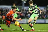 Forest Green Rovers v Wycombe Wanderers 010118