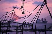 Chinese Fishing Nets, Cochin, Kerala