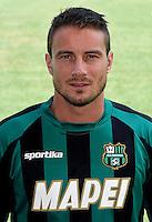 Italian League Serie A -2014-2015 / <br /> Matteo Brighi ( Us Sassuolo Calcio )