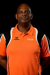 25-04-2013 VOLLEYBAL: NEDERLANDS MANNEN VOLLEYBALTEAM: ROTTERDAM<br /> Selectie Oranje mannen seizoen 2013-2014 / Hein Macnack<br /> ©2013-FotoHoogendoorn.nl