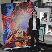 Joey de Cordero arrives at Tresor Paris In2ruders - launch at Tresor Paris, 7 Greville Street, Hatton Garden, London, UK 13th September 2018.