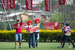 Finais da Copa Coca-Cola 2013 de Futebol, no CT Alvorada do S.C. Internacional. Foto: Vinícius Costa/ Agência Preview