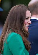 KATE & William Visit Cambridge, New Zealand 3