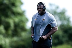 Biyi Alo of Wasps - Mandatory by-line: Robbie Stephenson/JMP - 07/08/2019 - RUGBY - Broadstreet RFC - Coventry, England - Wasps Preseason Training