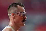 Henrik Ingebrigsten (Norway), 5000 Metres Men - Round 1, Heat 2, during the 2019 IAAF World Athletics Championships at Khalifa International Stadium, Doha, Qatar on 27 September 2019.