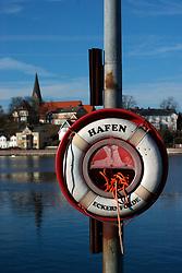 GERMANY ECKERNFOERDE 15FEB04 - Eckernfoerde harbour on a Sunday.....jre/Photo by Jiri Rezac....© Jiri Rezac 2004..
