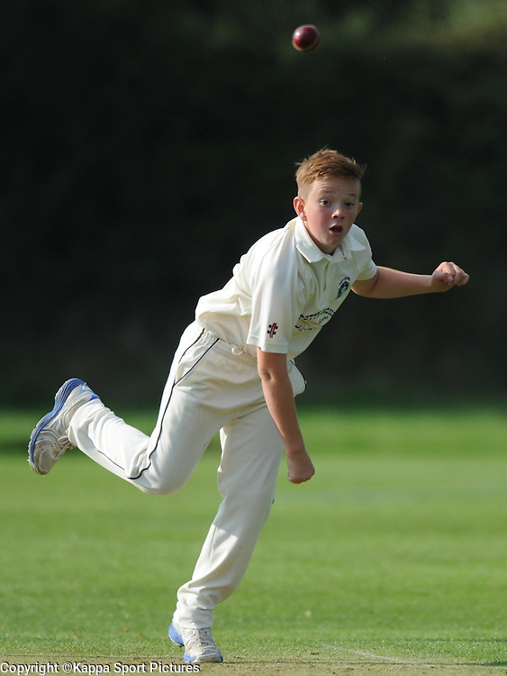 Weetabix  Youth Trophy  Cricket  Final, Kettering Cricket Club,  v  S&L Whites Cricket Club, Brigstock, Sunday 7th September 2014
